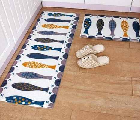 Online Get Cheap Kitchen Rug Sets Aliexpress Com