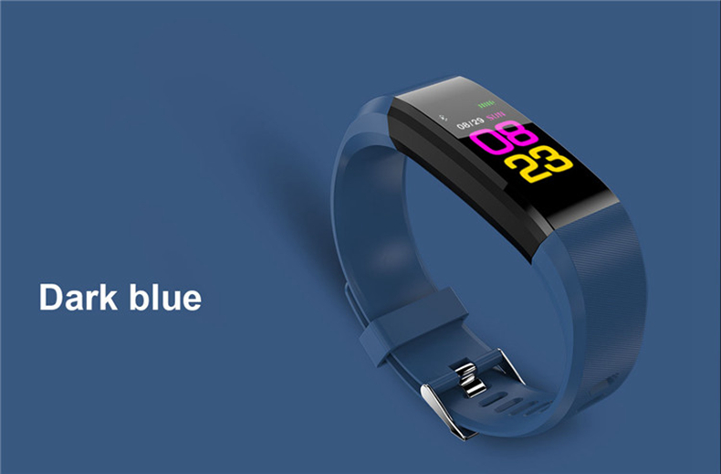 smart watch men's band mi18
