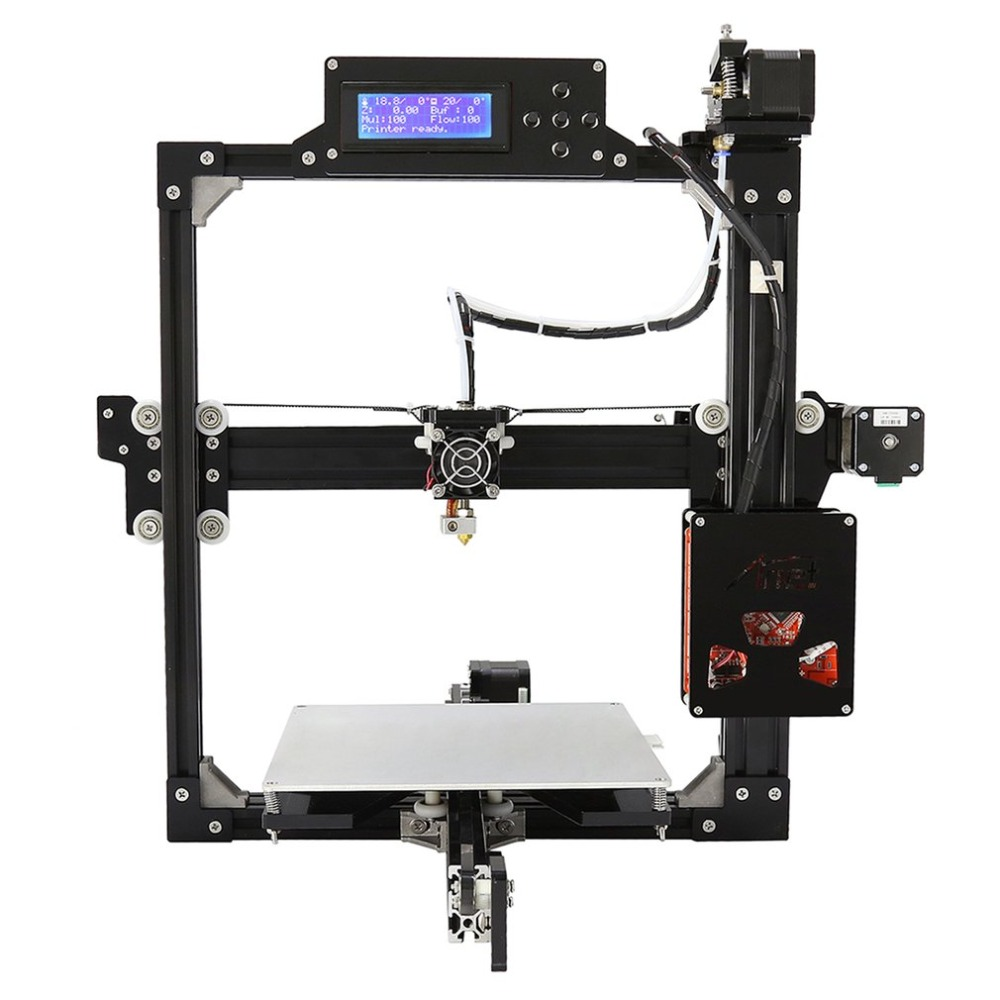 High End Configuration DIY 3D Printer Aluminum Alloy
