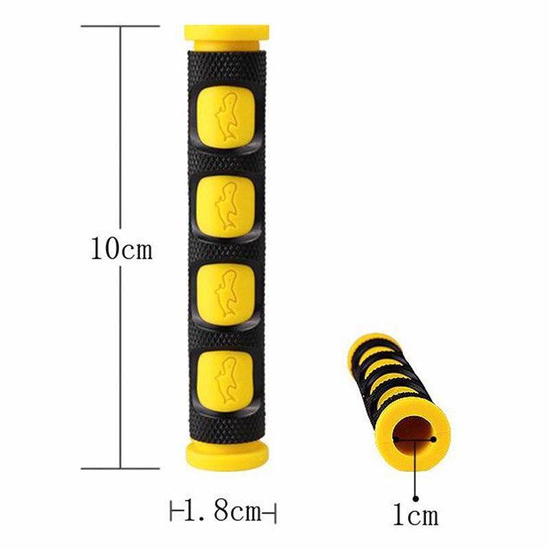 2 шт./пара окружающей среды резиновые мотоциклетный рычаг для тормоза, сцепления для рукоятки руля для мотоцикла защита рукоятки
