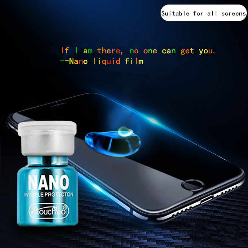 2mL NANO Liquid Glass Screen Protector Oleophobic Coating