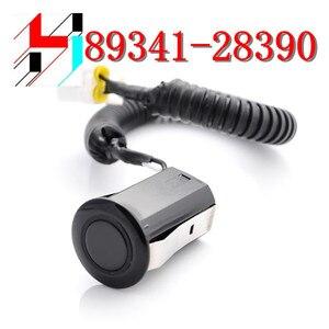 Image 3 - (4pcs) PDC 주차 센서 시스템 89341 28390 C0 주차 센서 Toyota Estima 하이브리드 AHR10 Previa 89341 28390 블랙 은빛