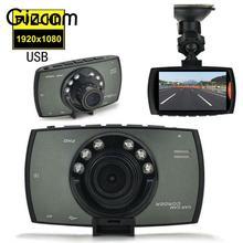 Gizcam H300 Full HD 1080P 2.4″ Screen Car DVR Infrared Camera Video Recorder Dash Cam Night Vision