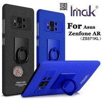 Imak Cowboy Sand Frosted Case Cover For Asus Zenfone AR ZS571KL Matte Anti Fingerprint Shell Finger