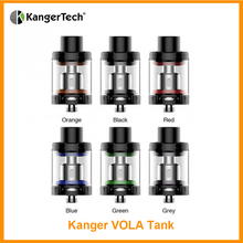 100% Original Kanger VOLA Sub ohm Tank 4ml Eliquid With R2-OCC Nicr 0.4ohm R8-OCC Nicr 0.2ohm For Kanger Vola Kit E-Cigarette