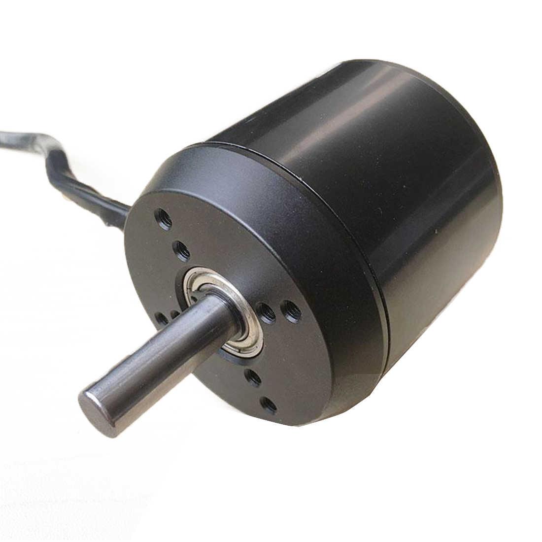 عالية الكفاءة 6374 170KV فرش السيارات 2800 واط 24 فولت/36 فولت ل أربعة عجلة موازنة سكوتر الكهربائية سكيتبورد مع موتور قاعة