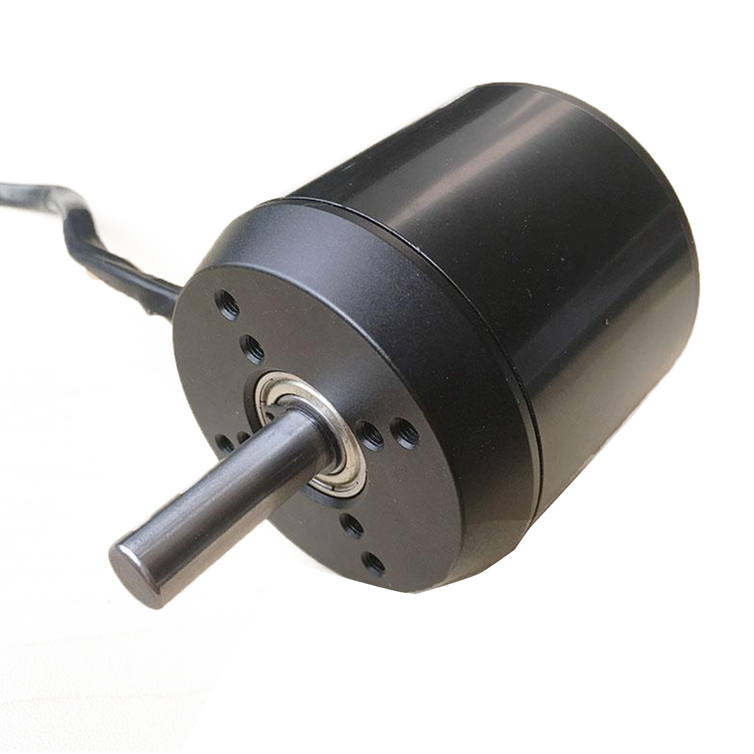 High Efficiency 6374 <font><b>170KV</b></font> Brushless <font><b>Motor</b></font> 2800W 24V/36V for Four-Wheel Balancing Scooters Electric Skateboards With <font><b>Motor</b></font> Hall image