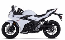 Injeção Kit Carenagem Da Motocicleta Carenagens completo Para GSX250R 2017 Plástico UV heatshield livre