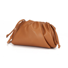 купить Fashion Paris Series Genuine Leather Day Clutches Crossbody Bags For Women Shoulder Bag Purses And Handbags Women Messenger Bags по цене 3087.22 рублей