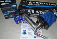AIR INTAKES KIT+Air FILTER for 2004 2007 old Honda FIT 1.3 1.5, AUTO Tuning, please contact with me for other car models