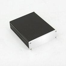 Чехол для мини усилителя KYYSLB, корпус для самостоятельной сборки x 42x 169ММ, Домашнее аудио, полностью алюминиевый корпус усилителя, корпус 1304, профиль коробки