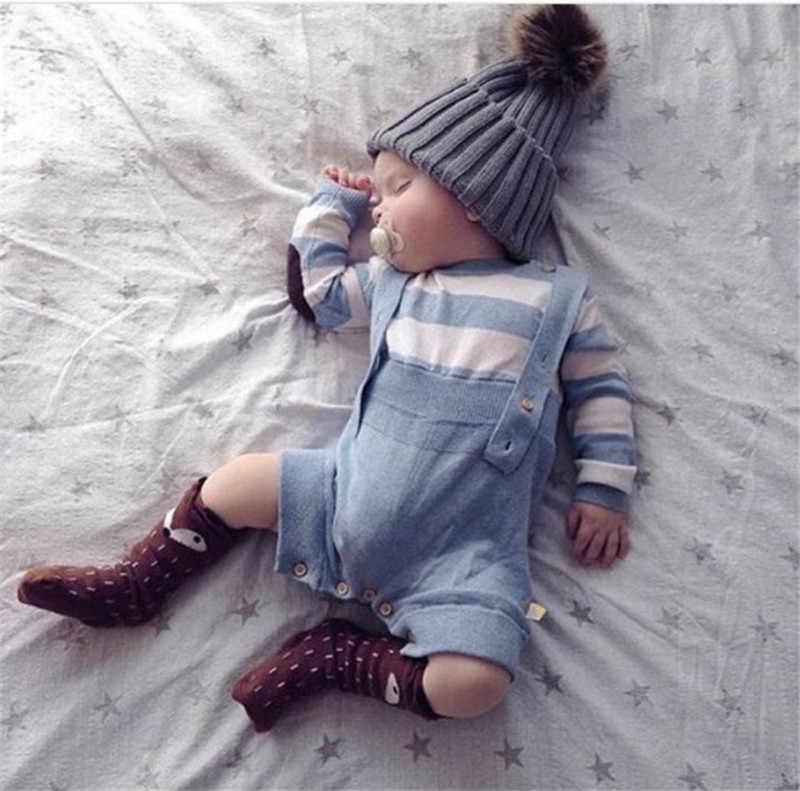 Unisex dziecko podkolanówki wzór z lisem antypoślizgowe noworodka pończochy dla dziecka 0-24 miesięcy maluch zimowe skarpetki CL1018