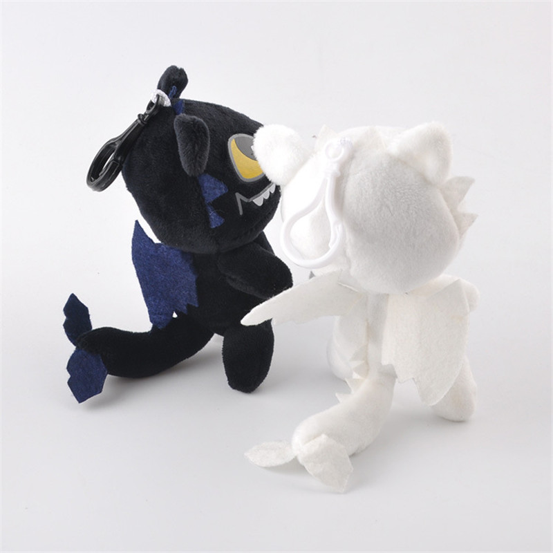 2019 Anime Movie How To Train Your Dragon 3 Light Fury Night Fury Toothless Dragon Plush Doll Toys Children Kids Birthday Gift (3)