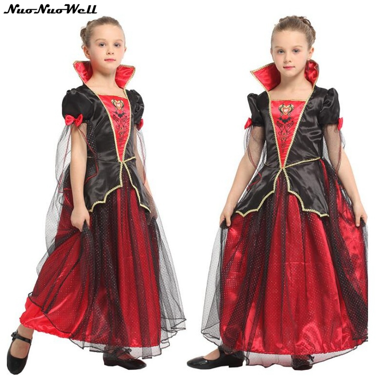 Halloween Red Witch Long Dress Halloween Girl Witch Cosplay Party Costume Witch Dress Anime Couture Paladin Pointed Cap