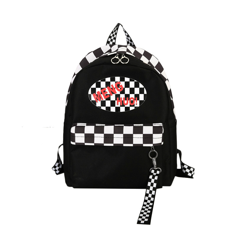 Mochila Adolescente Oxford Backpack Male Small Bag Women Travel Rucksack Kpop Backpacks For School Teenagers Girls Shoulder Bags