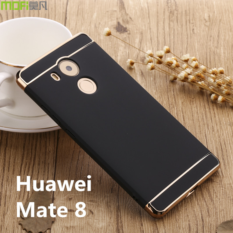 Huawei mate 8 case cover accessories MOFi original huawei Ascend mate 8 back case capa coque funda luxury pure mate8 case 6.0