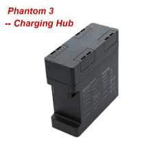 Original DJI Phantom 3 Battery Charging Hub to charge up to four Phantom 3 Intelligent Flight Batteries