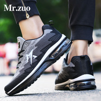 Sneakers Men2017 Lace Up Running Shoes Breathable Hard Wearing Shoes Men Air Cushion Shoes Sport Trainers