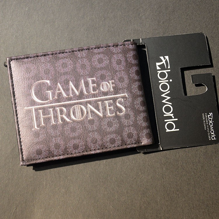 Game of Thrones Seven Kingdoms Leather Wallet