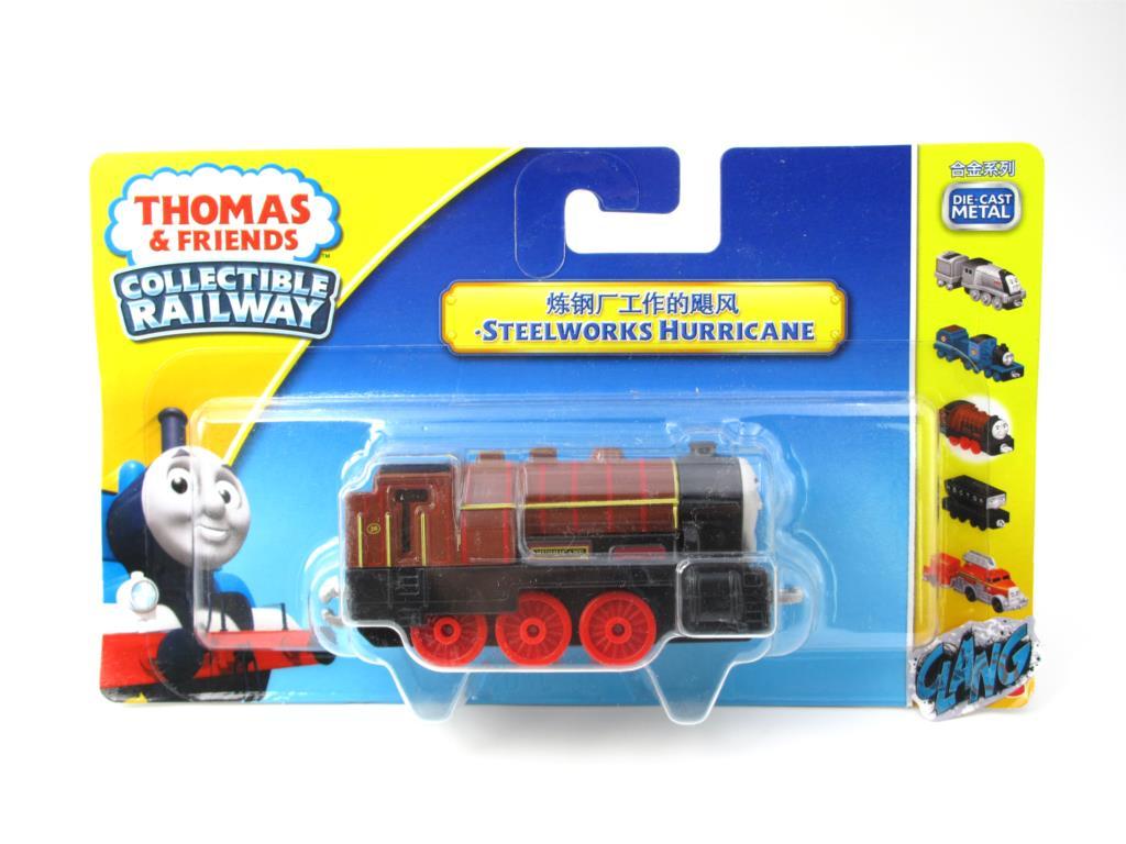 1:64 Diecasts Vehicles Thomas T071N HURRICANE Thomas And Friends Magnetic Tomas Truck Engine Railway Train Toys for Boys NIB