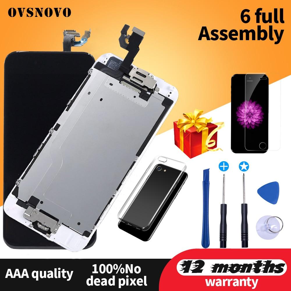 AAA +++ для iPhone 5 5S 5C SE, ЖК-дисплей в сборе с 3D Force Touch для iPhone 6 6S 7 8Plus, сменный экран, дисплей