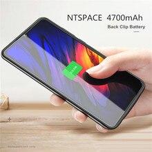 Battery Case 4700mAh  For Huawei P30 P30 Pro Backup Power Bank Pack For Huawei P30 Lite Back Clip Battery Charging Case