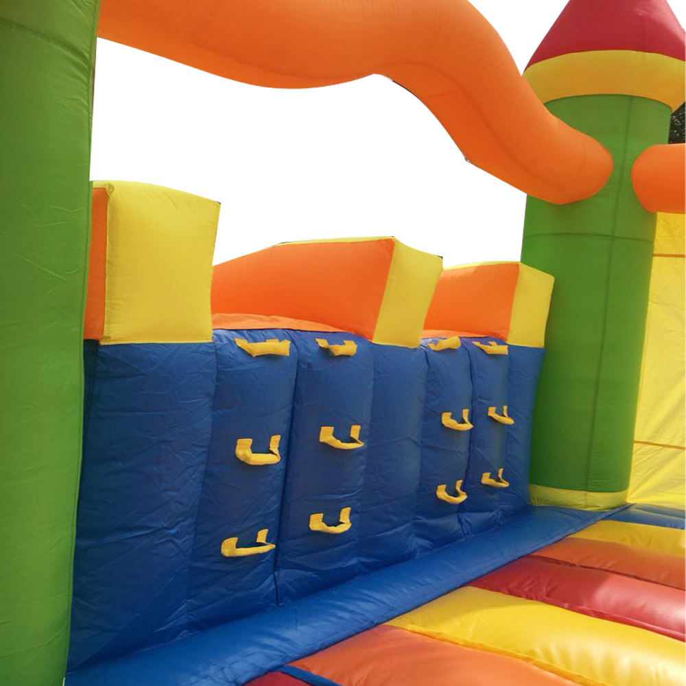 High Quality inflatable castle jumping