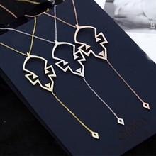 Diseñador de moda 925 joyería de plata esterlina 3A cubic zirconia party NECKLACE