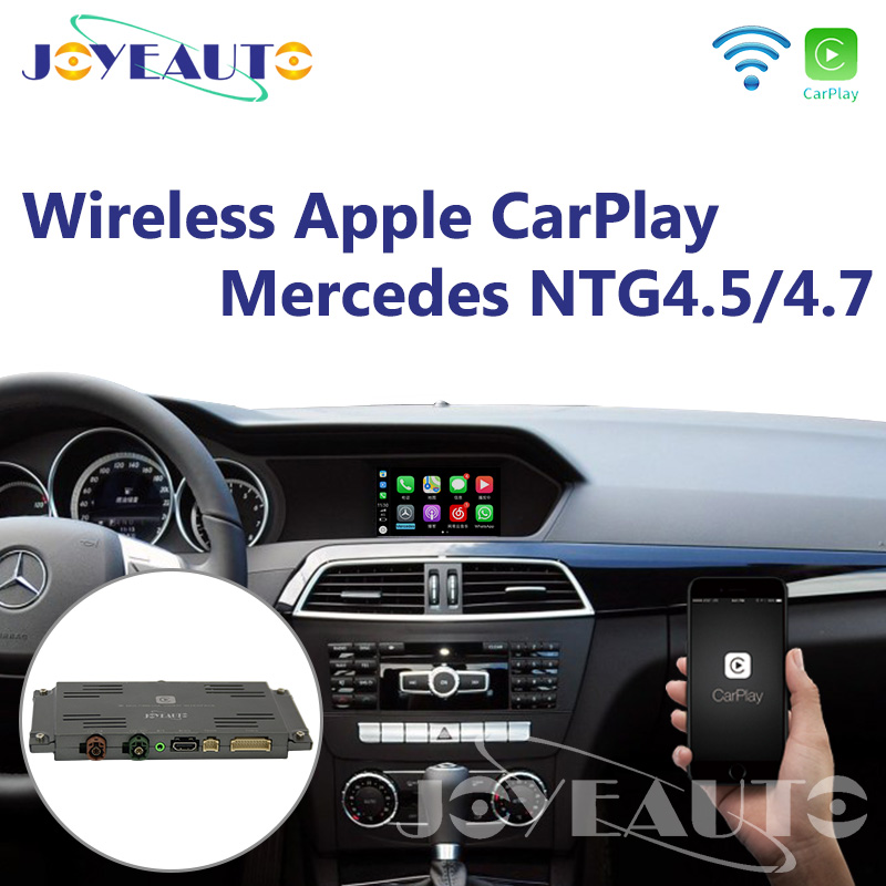 C GLK GLA Select 2012-2016 A B CLA G Wagon Mercedes-Benz Plug /& Play Backup /& Front Camera Interface for The 4.5 Audio Systems M Classes SL SLK Cameras not Included GL E CLS