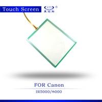 1PCS Copier Machine Touch Screen for IR5000 6000 Copier Parts Touch Screen Small Panel Photocopier Machine