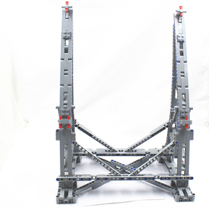 Image 5 - MOC Vertical Display Stand for Millennium toys Falcon Compatible No.05132 and No.75192 Ultimate Collectors Model