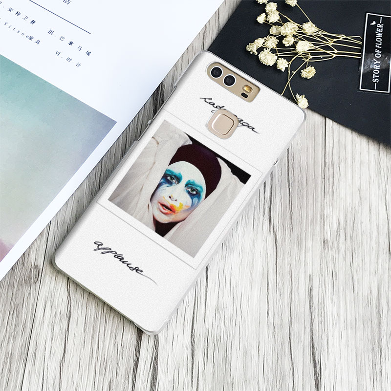 Lady JOANNE GAGA Fashion For Huawei P8 9 10 Lite 2017 Honor 6x 8 V8 V9 V10 Mate 7 8 9 10 Pro Nova Plus 2 Phone Case Shell Cover