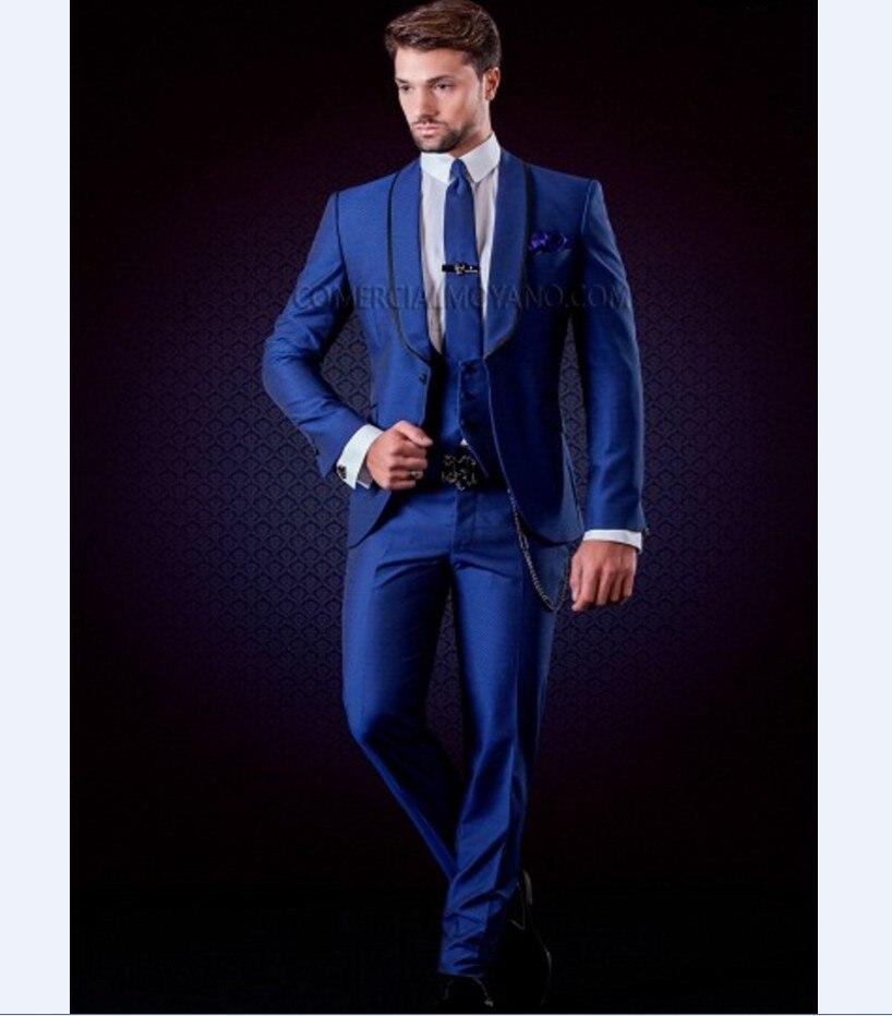 Online Get Cheap Silk Suits Men Royal Blue -Aliexpress.com ...
