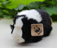 Genuine  Super Kawaii Adorable  Cute  Pet Simulation  Hamster  Plush Toys  Guinea Pig  Animals  Guinea Pig Doll  Ornaments  Gift