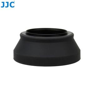 Image 3 - JJC kamera vidası Lens Hood için NIKON 50mm f/1.2AI S 50mm f/1.4, 1.8 D AF 8mm f/1.2 NoctAI S Lens yerine Nikon HR 2 Lens gölge