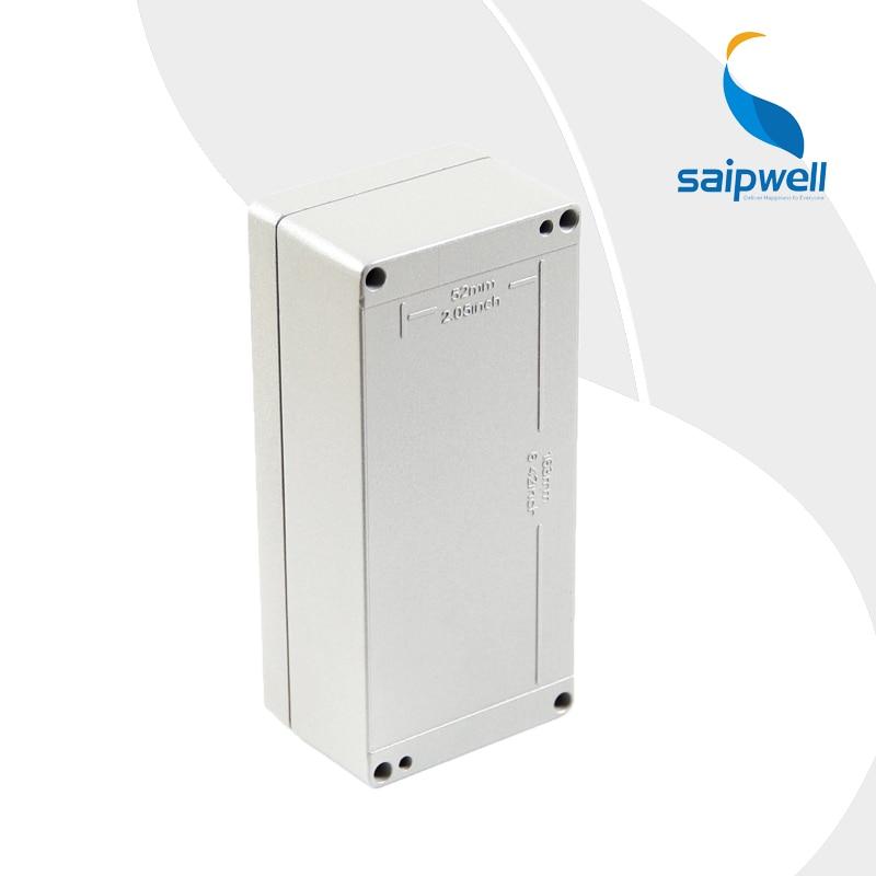Превосходное качество SP-FA20 CE Утвержденная Водонепроницаемая коробка/водонепроницаемый чехол/распределительная коробка, размер 175*80*85 мм