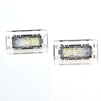 1 x 1 Pcs Ultra-bright WHITE LED (Clear Lens) High Output Interior Light Car Door Lamp Puddle Trunk Light for Tesla Model 3 S X (3)