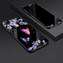 Tempered Glass Case for VIVO Y85 Y79 Full Cover with Screen Protection Film Y75 Y71 Y69 Y67 Y66 Y51