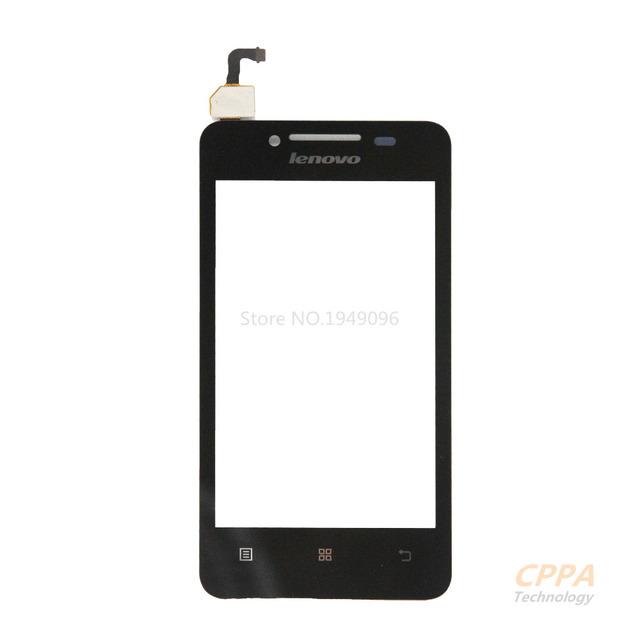 New Touch Screen Digitizer For Lenovo A319 Original LCD Touch Panel Glass Lens Screen Digitizer Free Shipping