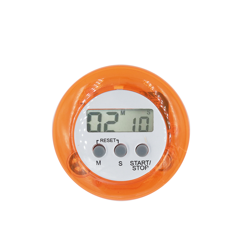 New LCD Digital Kitchen Timer Cooking Practice round shape Timer Countdown Count Alarm Clock regular reminders 20% off