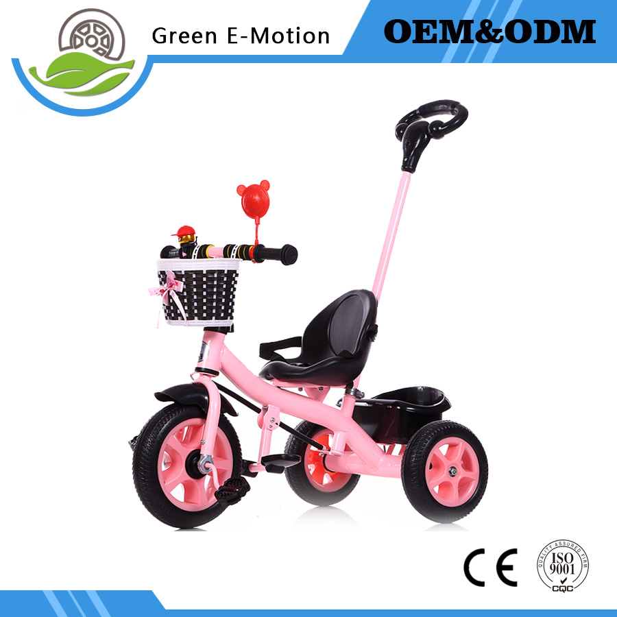Children Tricycle Kid s Bicycle for 1 5 5 Years Baby Ride on Stroller
