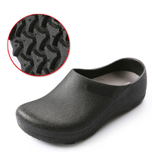 Chef-Shoes Unisex Kitchen-Slippers Hotel Cook Breathable Resistant Casual
