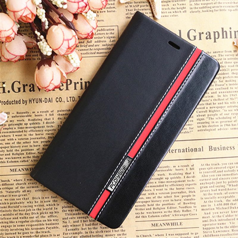 for huawei y5 ii Business & Fashion Flip Leather Cover Case For Huawer Honor 5A LYO-L21 / Y5 ii Mobile Phone Cover Mixed Color