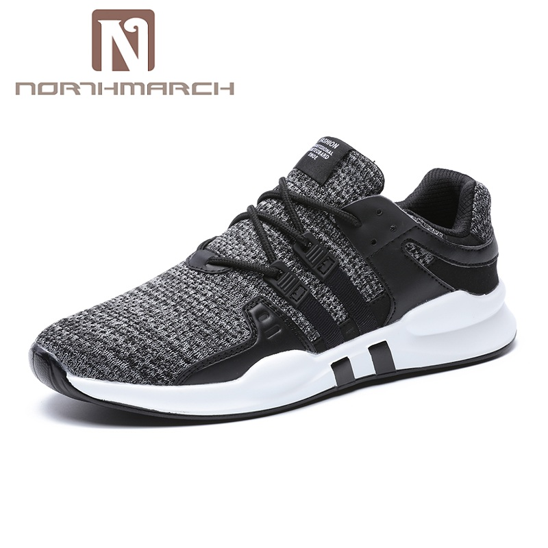 NORTHMARCH Spring/Autumn High Quality Men Casual Shoes Fashion Man Sneakers Soft Breathable Lace-Up Male Shoes Zapatos Hombre