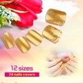 Elite99 Новое Прибытие Ложные Советы Ногтей Пресс-На Маникюр Ложные Советы Nail Art Дизайн Одежды Короткая Длина Любой Цвет 1