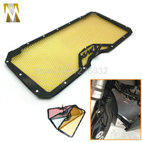 3 Colors HIGH QUALITY Motorcycle Radiator Guard Cover Protector Stainless Steel Grille