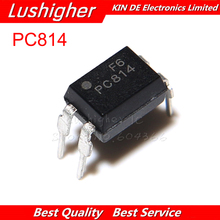 10 adet PC814 DIP4 EL814A DIP EL814 LTV 814 LTV814 yeni orijinal IC