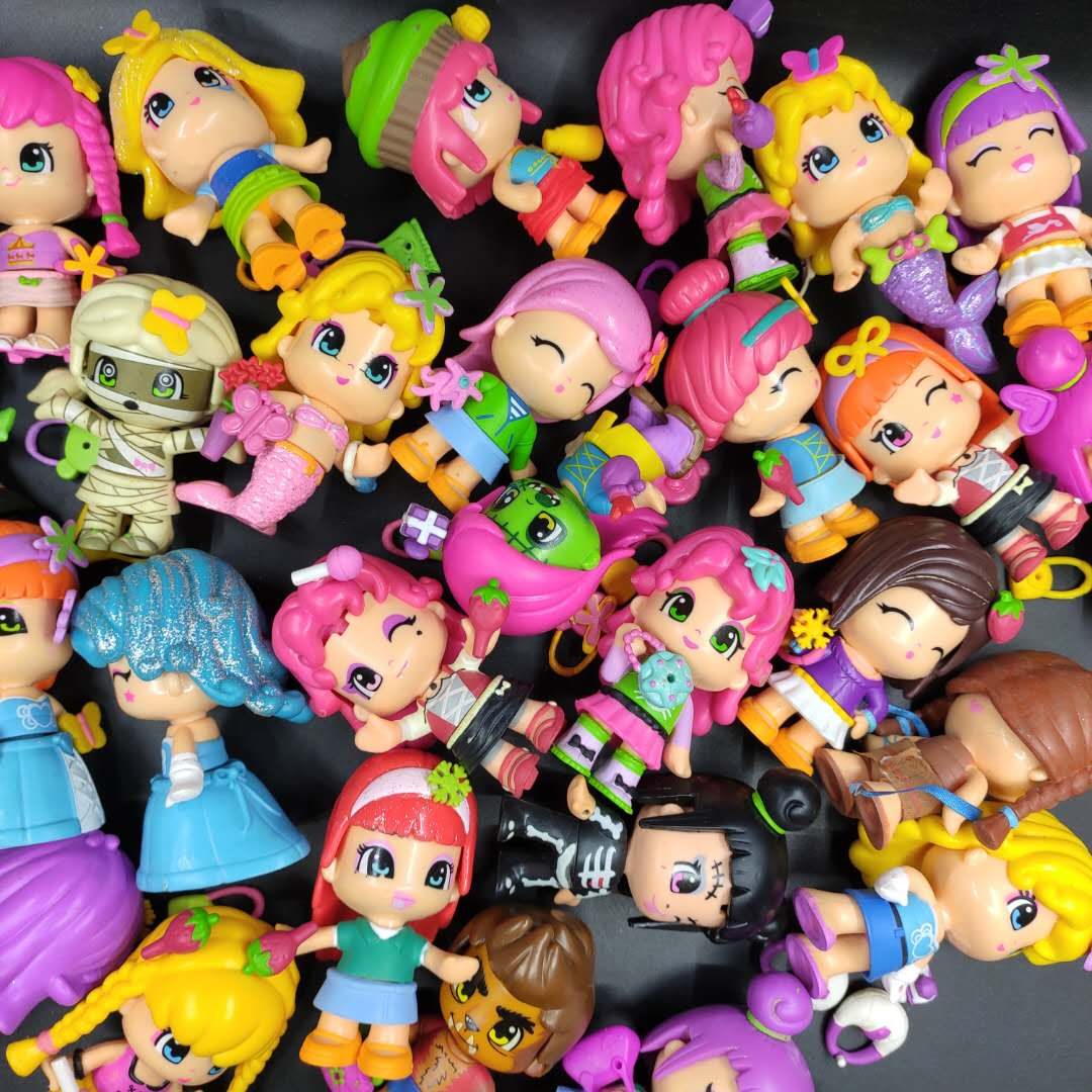 Detachable Toys Figures Action-Toy Pinypon Dolls Birthday-Gifts Girl Kids Fashion