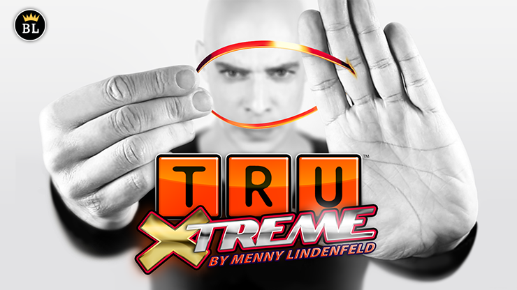 ITgimmick TRU Xtreme By Menny Lindenfeld (Gimmick And Online Instructions) - Trick