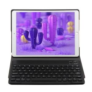 Image 3 - Funda para teclado para Apple iPad Air 3 10,5 2019, cubierta para teclado, A2152